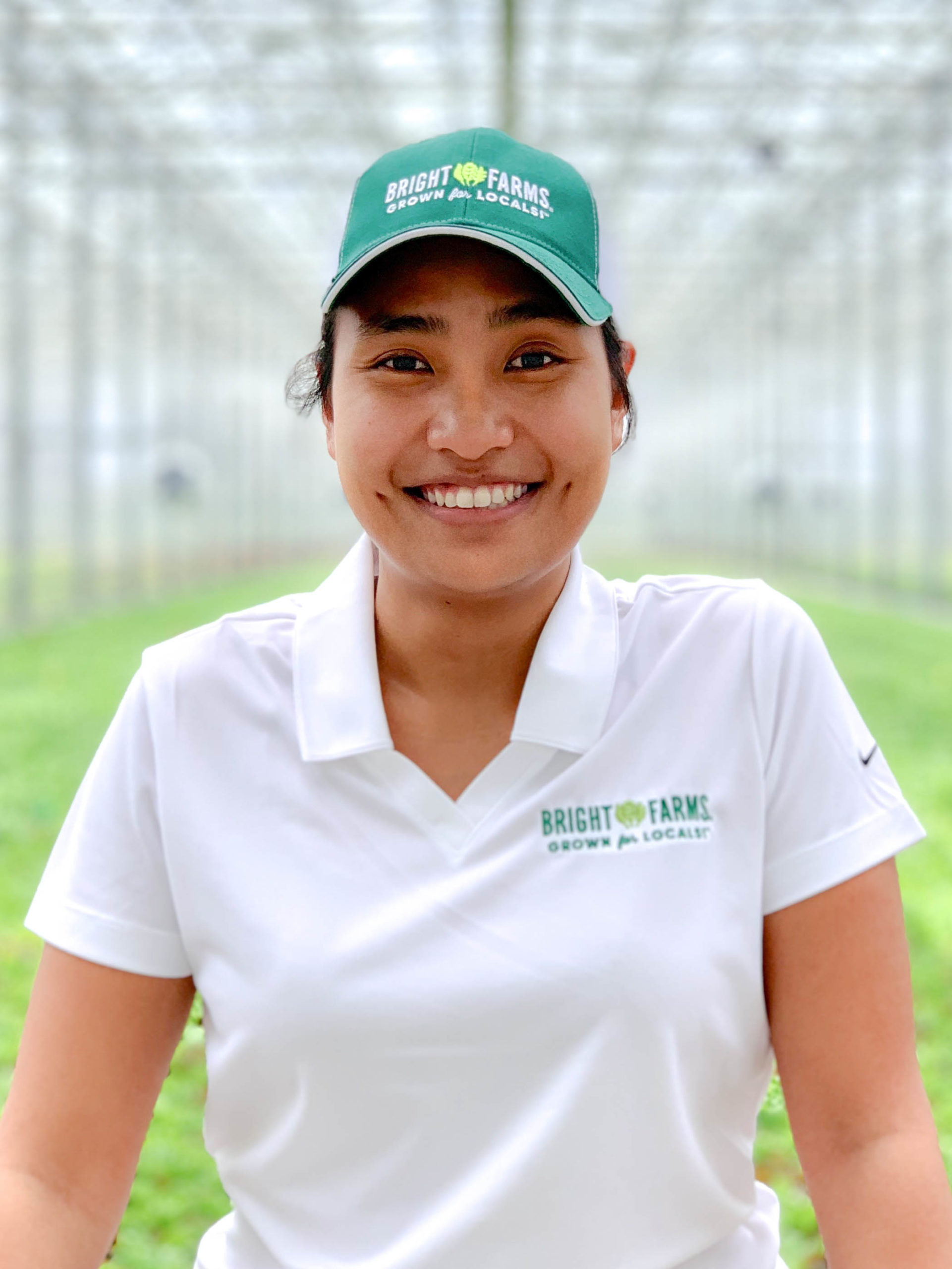 Fai Jakkreerat Chatkaew Production Manager BrightFarms CHI Greenhouse