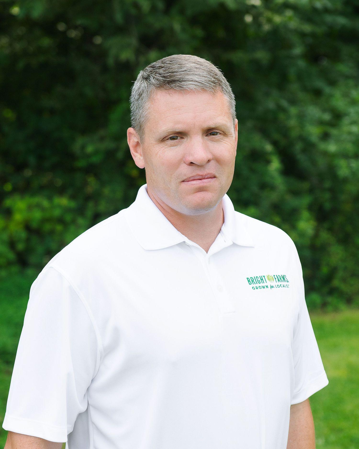 Josh Norbury BrightFarms VP of Operations