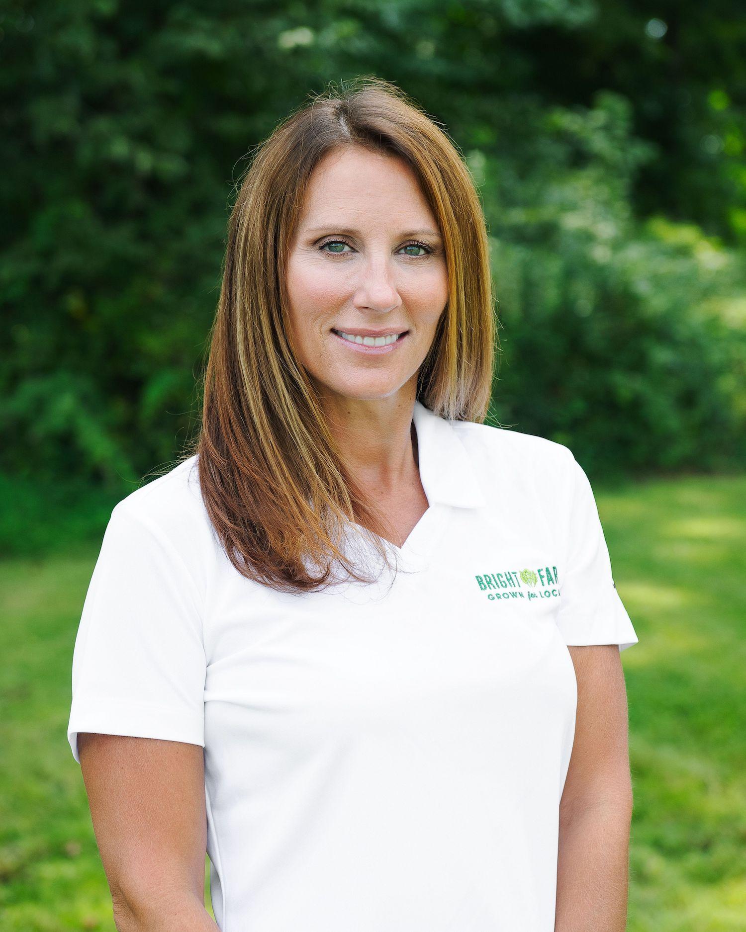 Kimberly Kaiser BrightFarms Controller