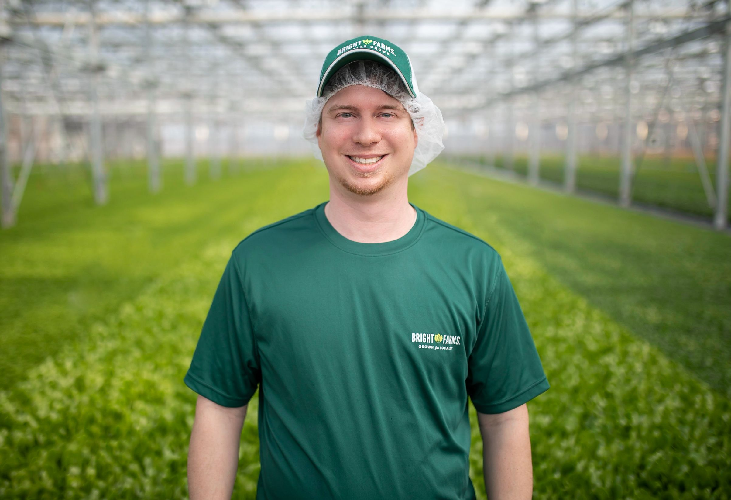 Nate Gurevitz General Manager BrightFarms WDC Greenhouse