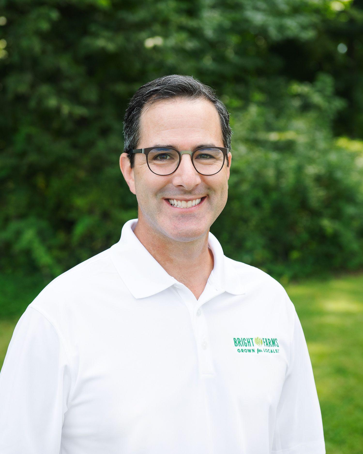 Steve Platt BrightFarms CEO