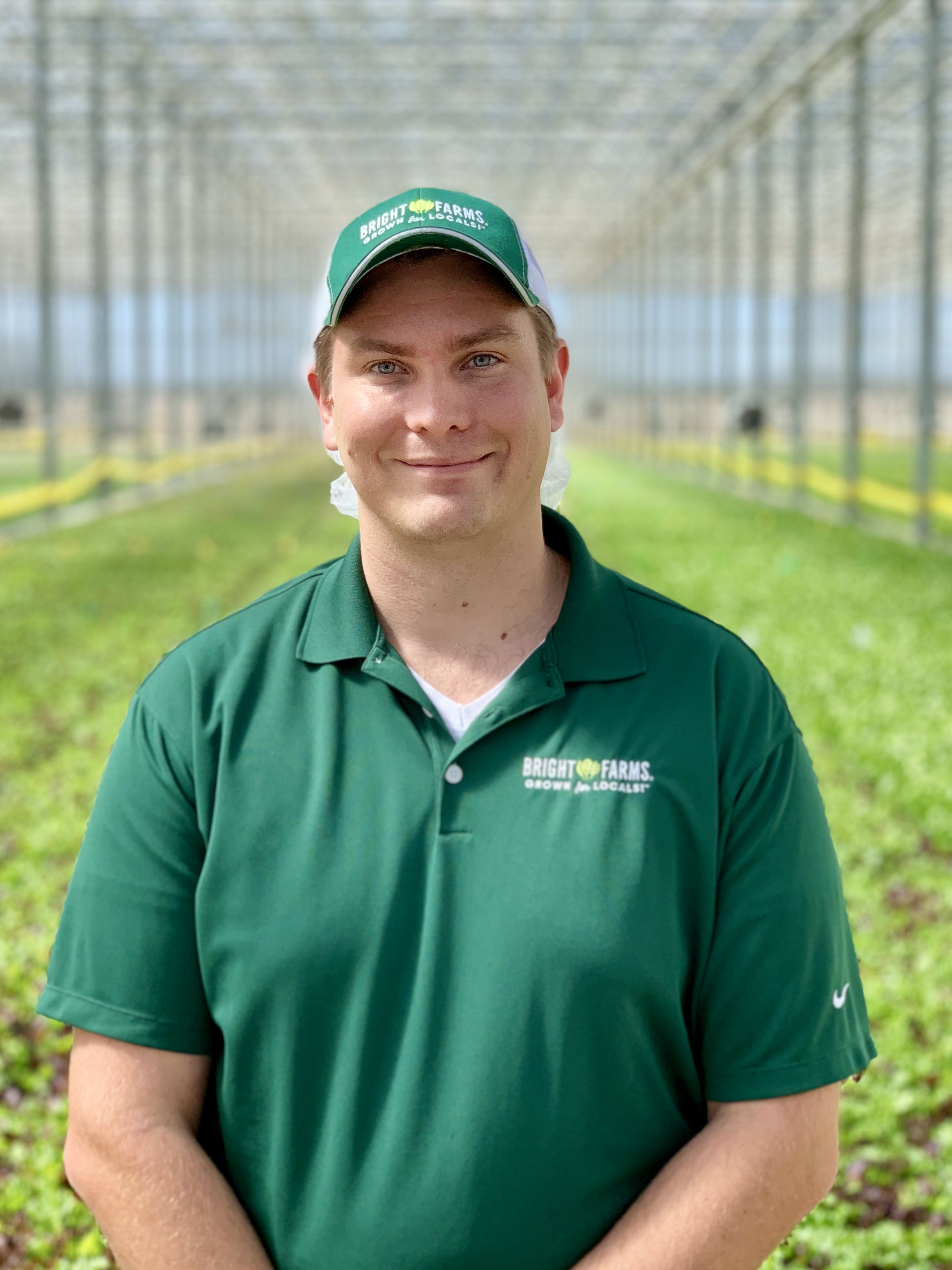 Curtis Love General Manager BrightFarms CHI Greenhouse