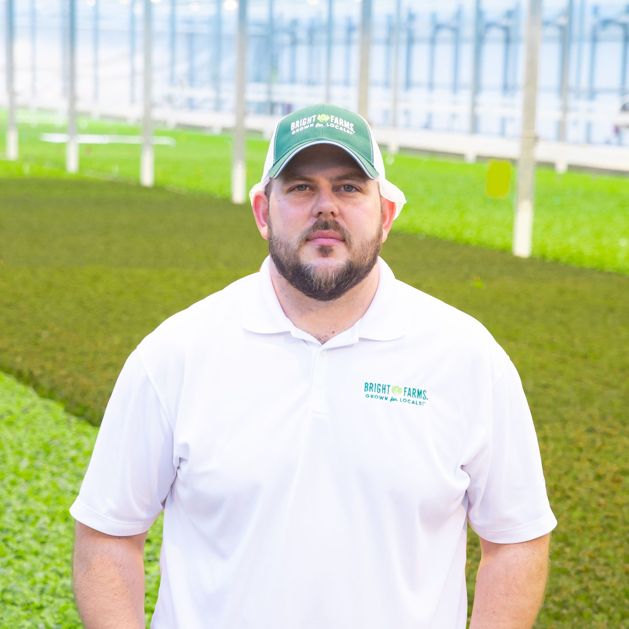 Todd Miller Production Manager BrightFarms PEN PENN Greenhouse