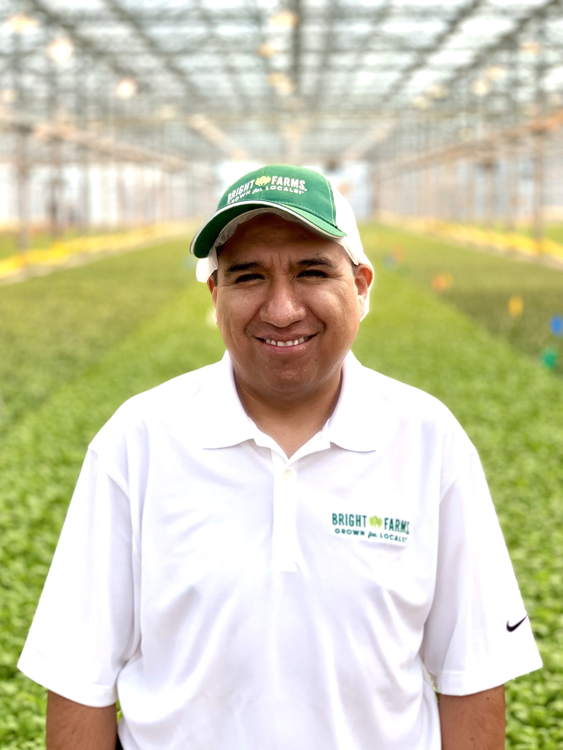Jaime Blacutt Production Manager BrightFarms WDC Greenhouse